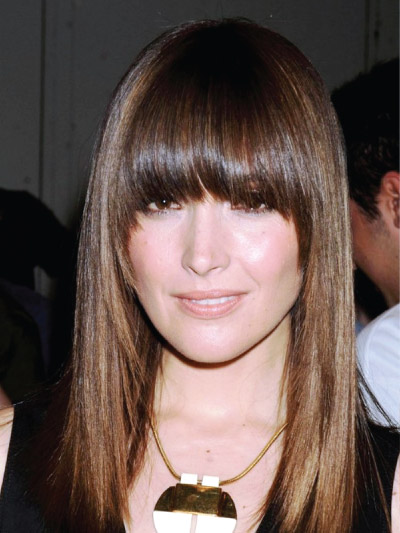 Rose Byrne with a Long Bob