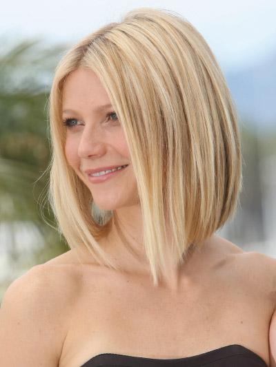 Gwyneth Paltrow with a Medium bob