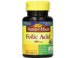Nature Made Folic Acid 400mg, Tablets