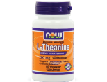NOW Foods L-Theanine 200mg, Capsules
