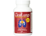 RidgeCrest ClearLungs Herbal Breathing Support
