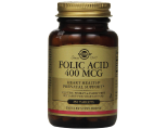 Solgar Folic Acid Tablets 400mg, Tablets
