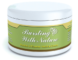 Bursting With Nature Psoriasis, Eczema & Dermatitis Healing Cream