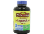 Nature Made High Potency Magnesium 400 mg, Liquid Softgels