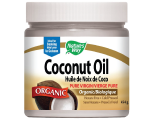 Nature's Way Organic 100% Pure Virgin Coconut Oil