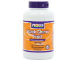 NOW Foods Black Cherry Fruit 750 mg, Capsules