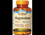 Sundown Naturals Magnesium 500 Mg, Caplets