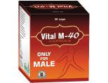 Vital M-40 Male Sexual Enhancement
