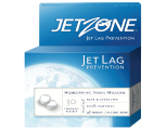 JetZone Jet Lag Prevention Homeopathic, Chewable Tablets