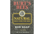 Burt's Bees Natural Skin Care Bar Soap for Men